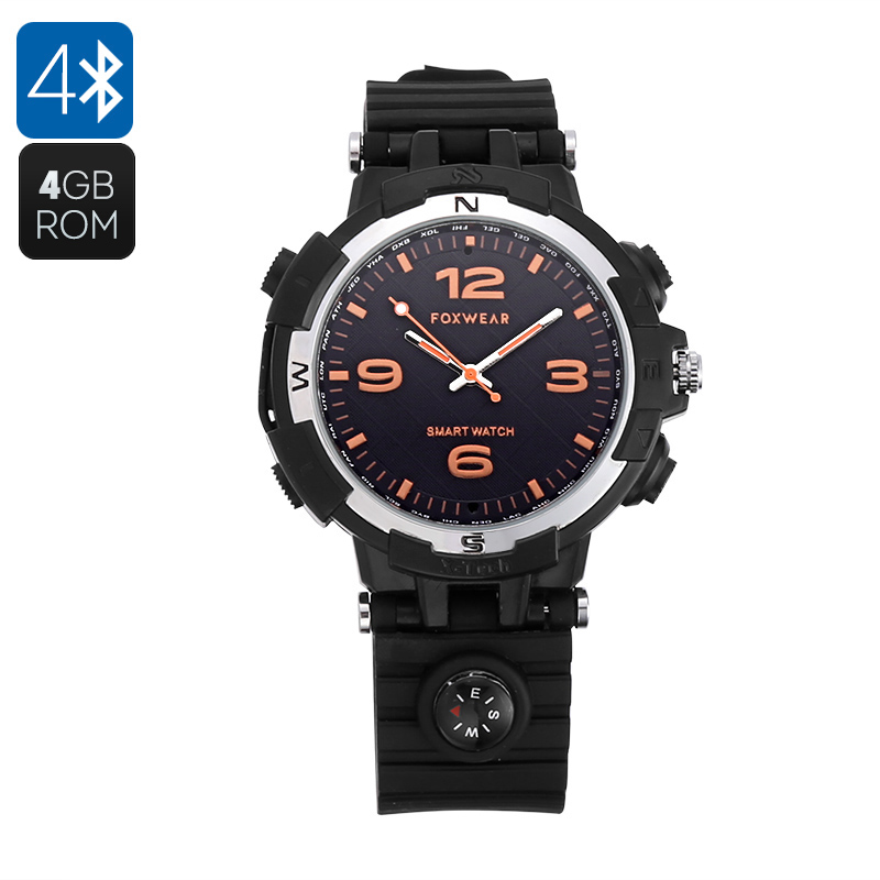 Bluetooth Watch Foxwear