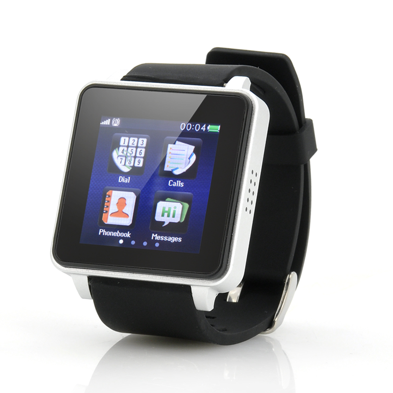 1.54 Inch Touch Screen Phone Watch - Bolt