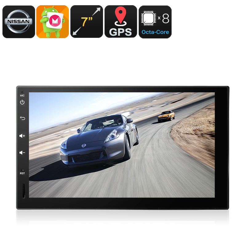 2 DIN Car Stereo For Nissan