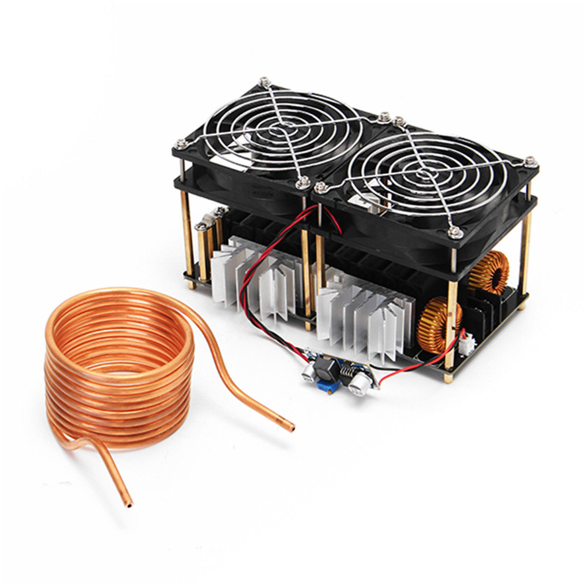 1800w Induction Heater Pcb Board Module Flyback Driver Heater Induction Heating Machine