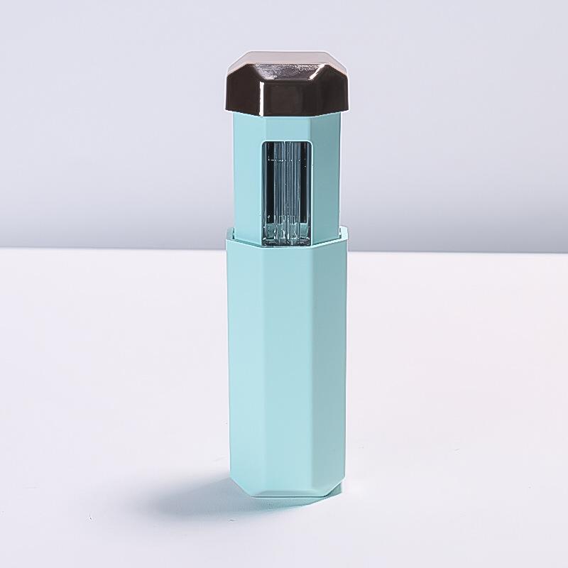 Portable UV Sterilizer Lamp USB Mini UV-C Handheld Ultraviolet Germicidal Light Disinfection Light Green