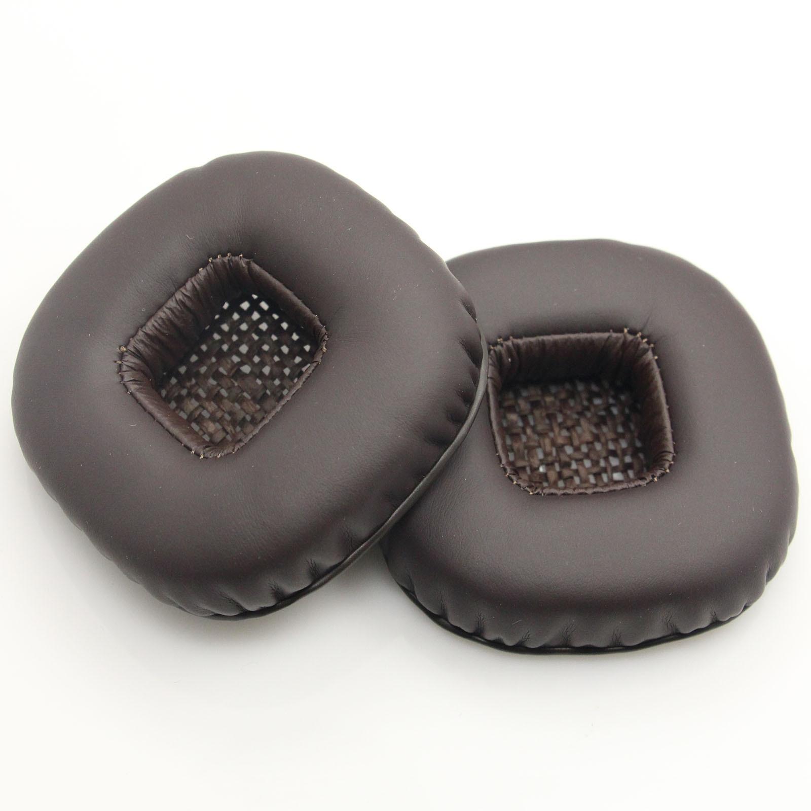 Replacement Headphone Ear Pads Soft Sponge Cushion for Marshall Major 1 2 Headphone Accessories Earpads I II Headset brown