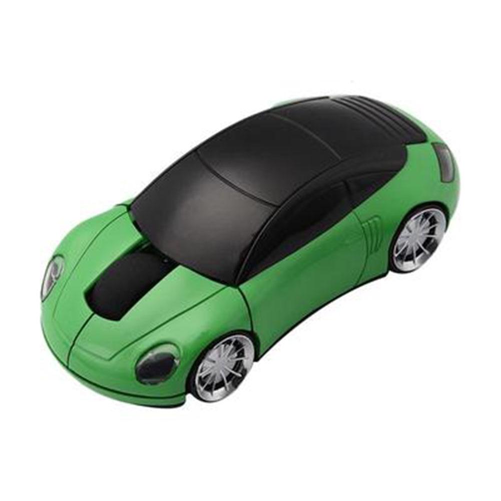 Mini Car Shape 2.4G Wireless Mouse