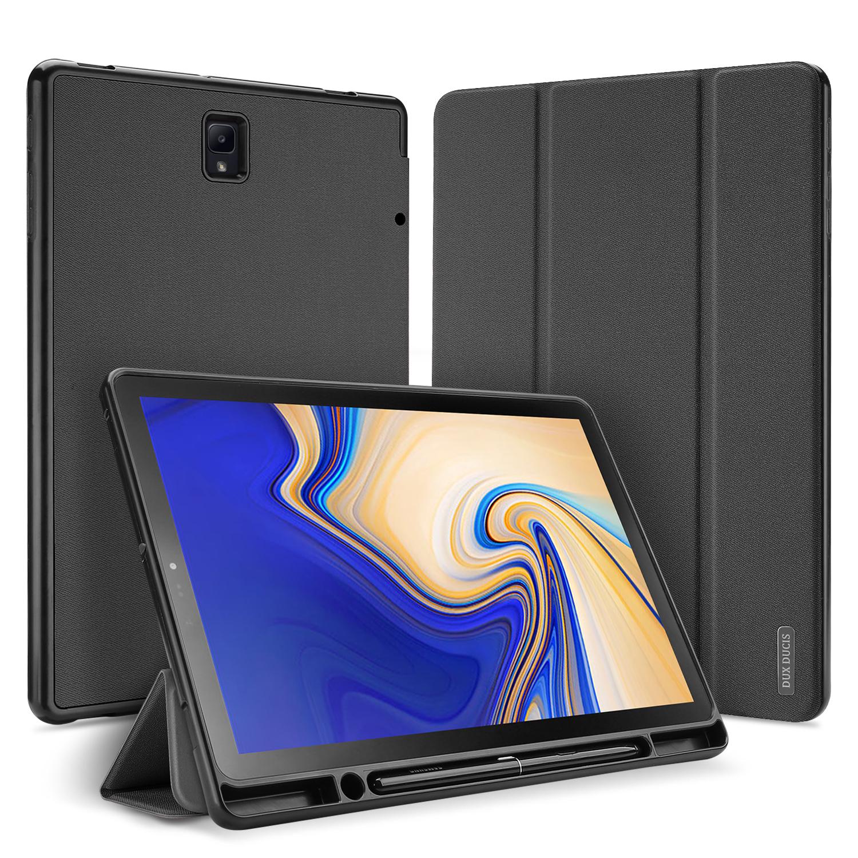 DUX DUCIS For Samsung TAB S4 10.5 PU Case