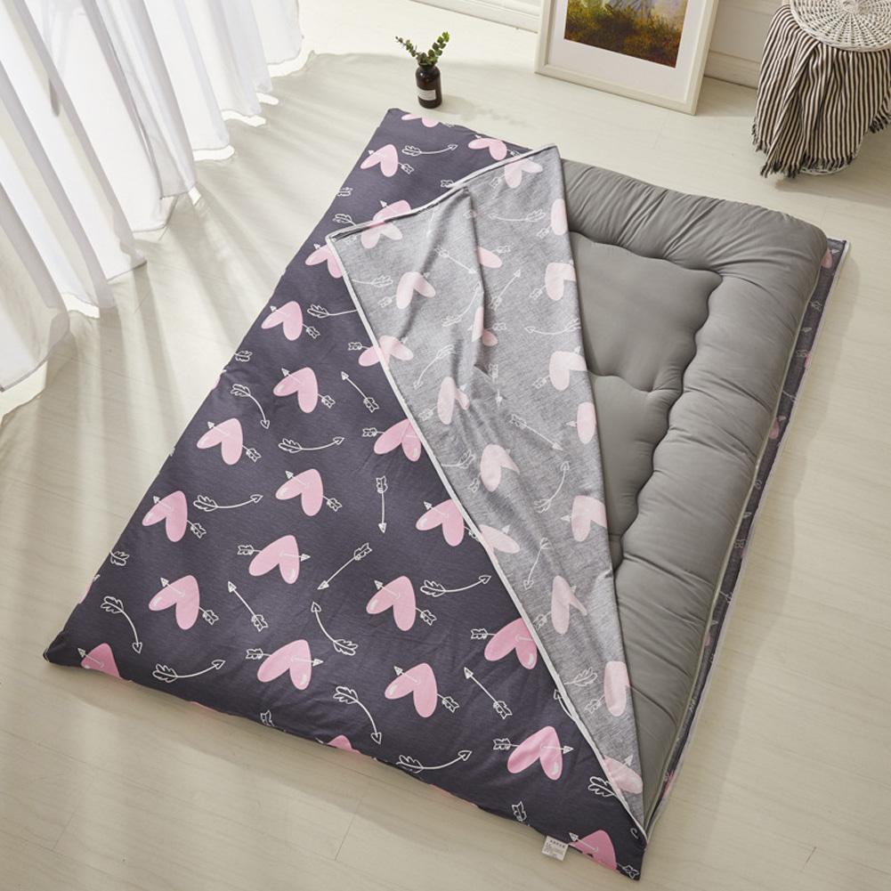 Thickening Mattress Tatami Cover Anti-skid Bedroom Furniture Student Dormitory Matress Love at One Arrow