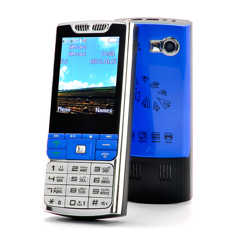 Budget Music Phone - Wellking Viny 760