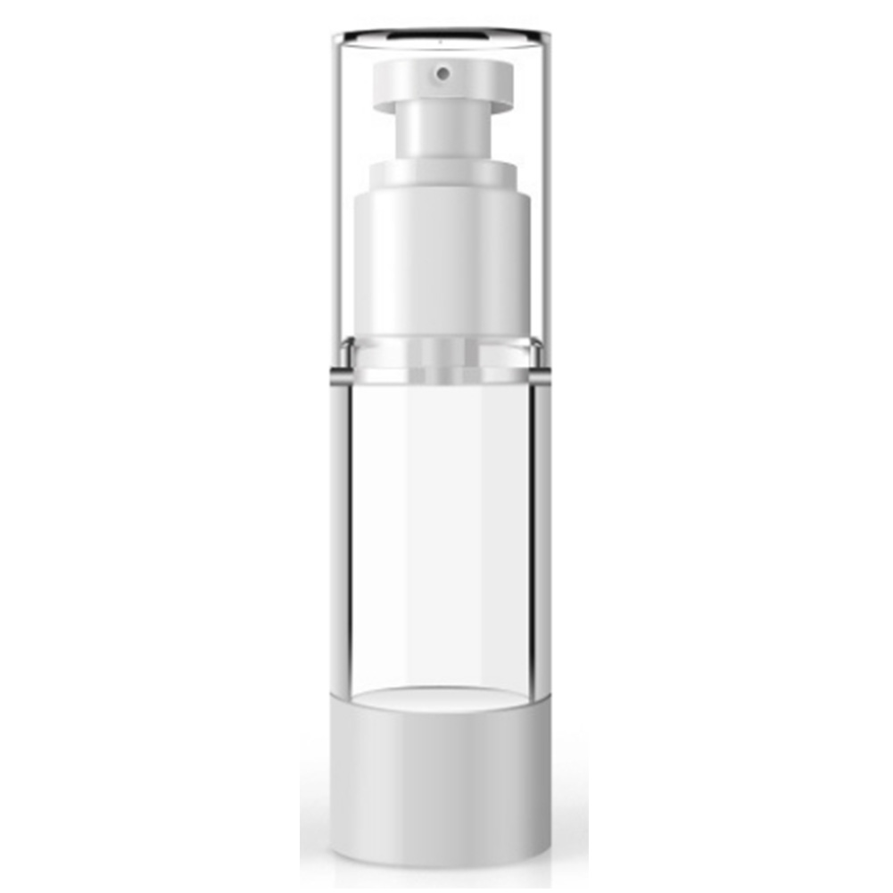 15ml-100ml  Plastic Cosmetic Bottle Refillable Bottles Emulsion Spray Transparent Airless Pump Vacuum Container