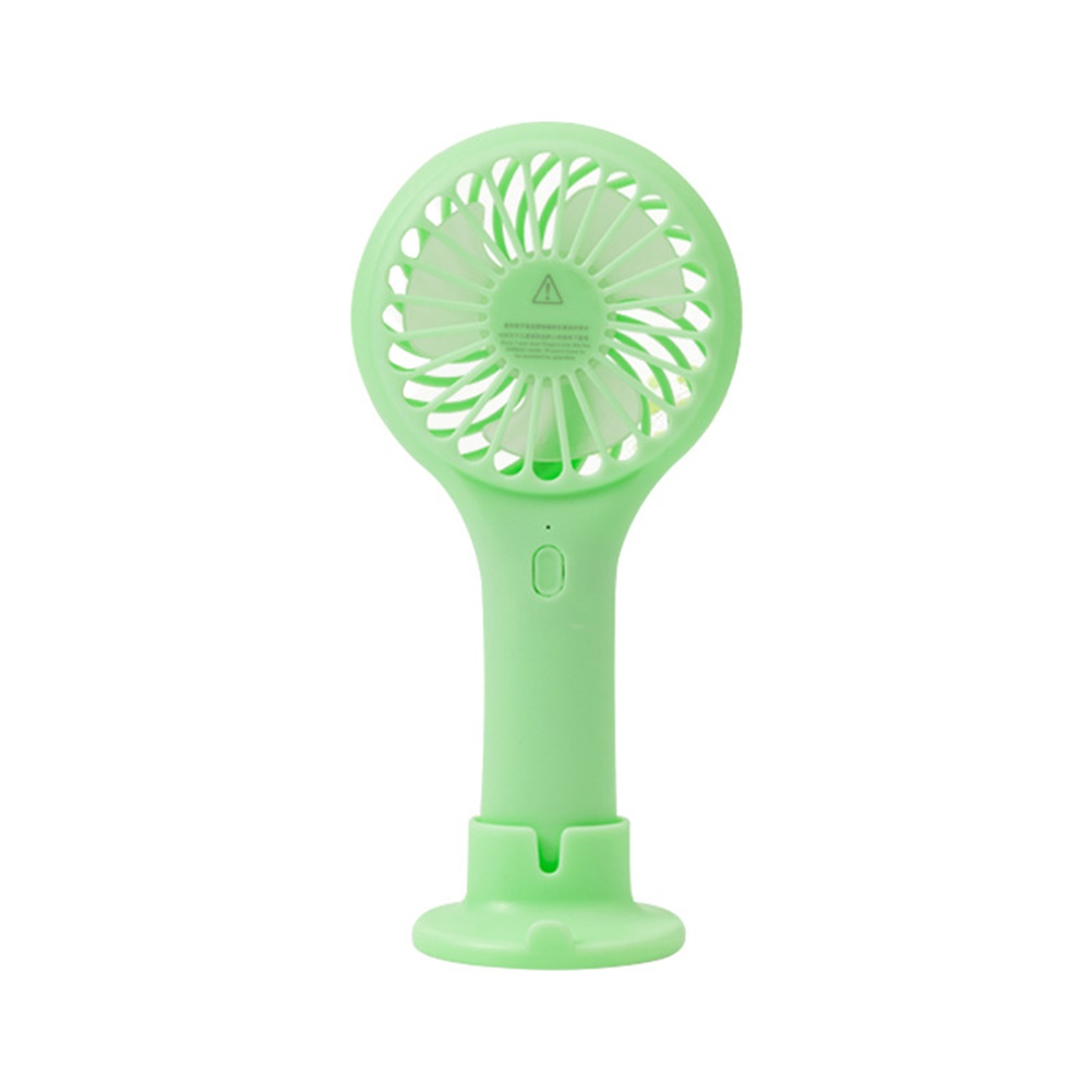 Mini Portable Pocket Fan Usb Cool Air Hand Held Travel Cooler Cooling Mini Fans For Student Dormitory Green