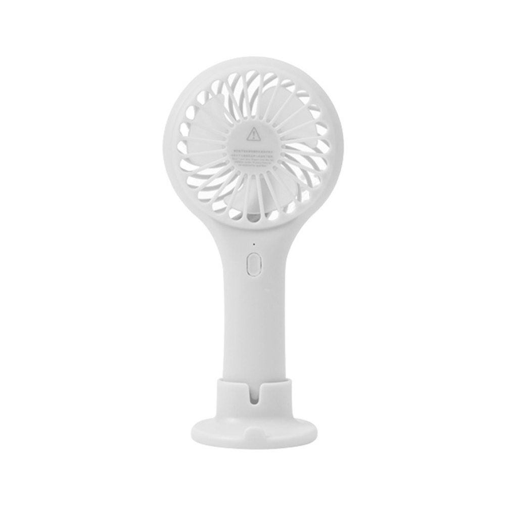 Mini Portable Pocket Fan Usb Cool Air Hand Held Travel Cooler Cooling Mini Fans For Student Dormitory White