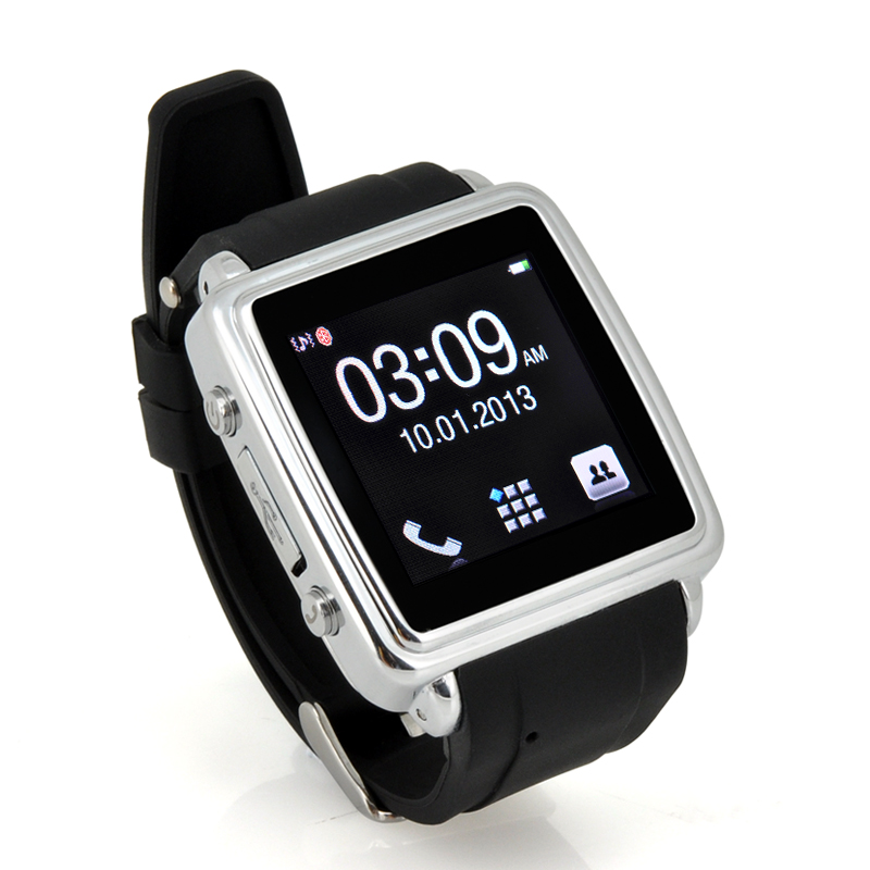 Bluetooth Smartwatch w/ Phone Sync - MiGo