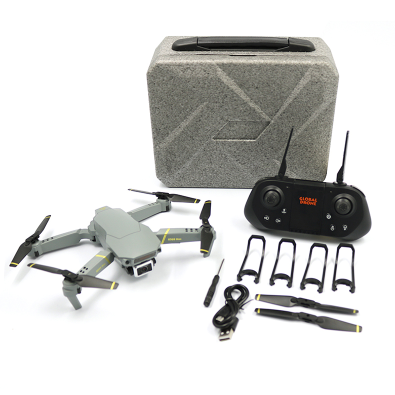 GD89 MAX GPS Drone 6K HD Camera Quadrocopter EXA MAX with Adjustable Gimbal Quadcopter Mini Follow Me Drones RC Obstacle Sensing Drone 2 battery