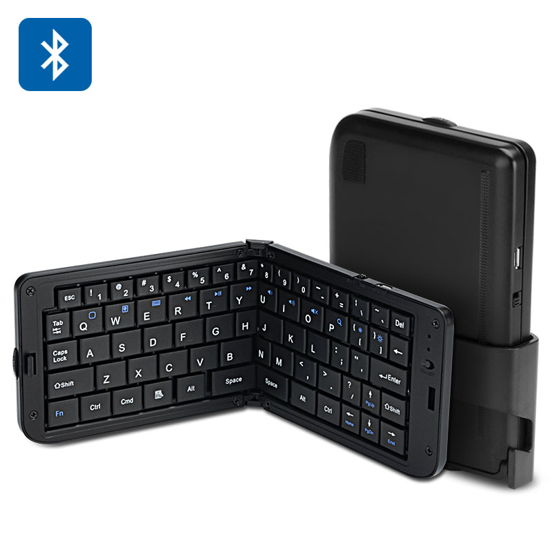 68 Key Folding Keyboard (Black)