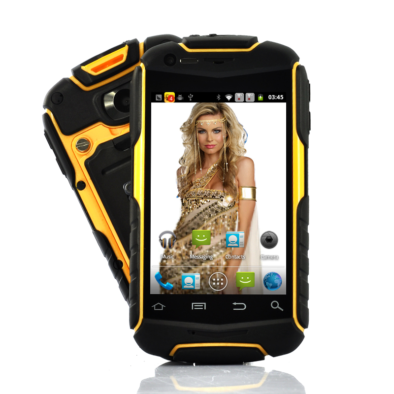 3.5 Inch Rugged Android Phone - Nyx (Y)