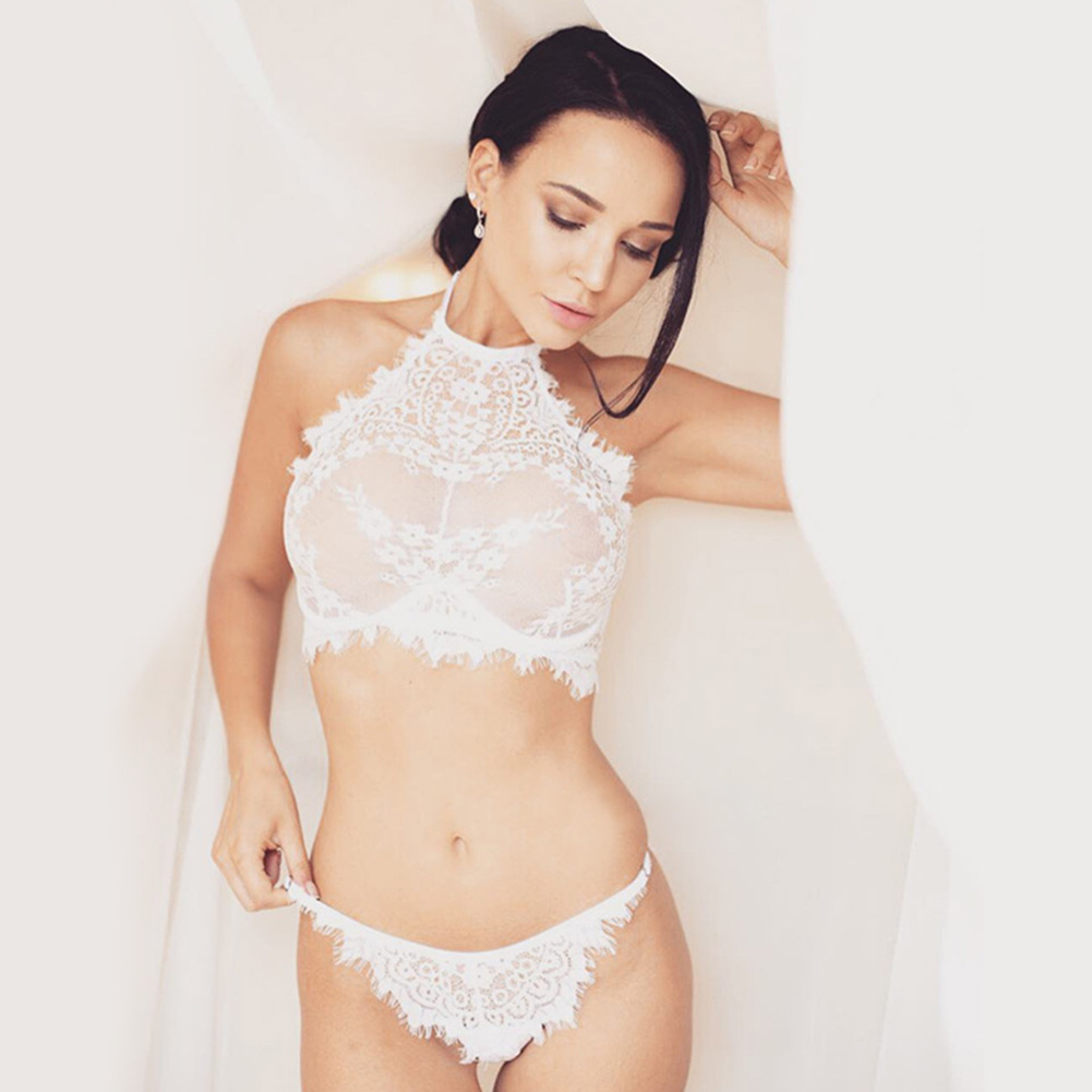 Sexy Lingerie Sexy Erotic Dress Sexy Clothes Nightwear Erspective Tassel Womens Porn Underwear Plus Size white_M