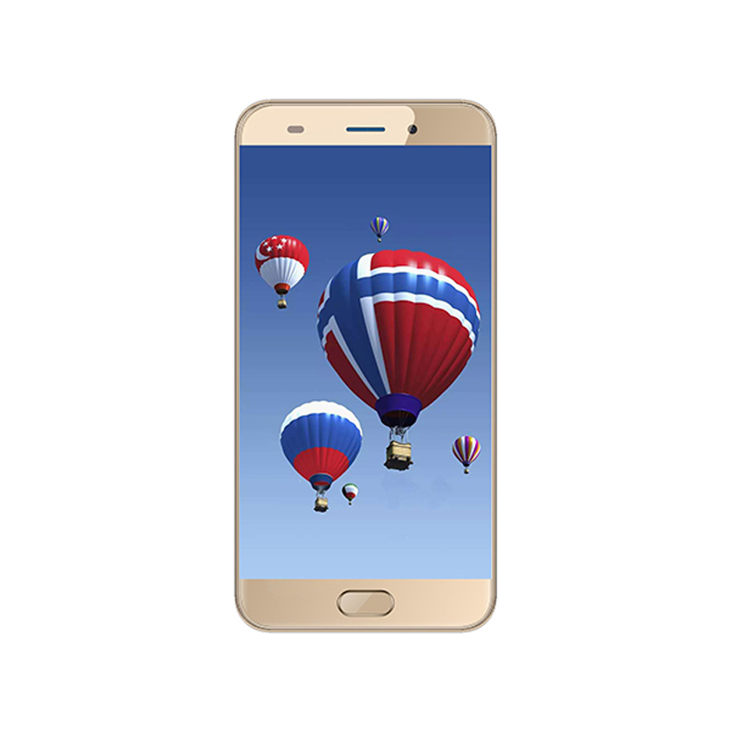 Atom MTK6737 4G Mobile Phone Gold