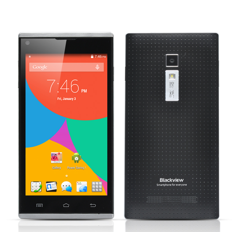 Blackview Crown Octa Core Phone (Black)