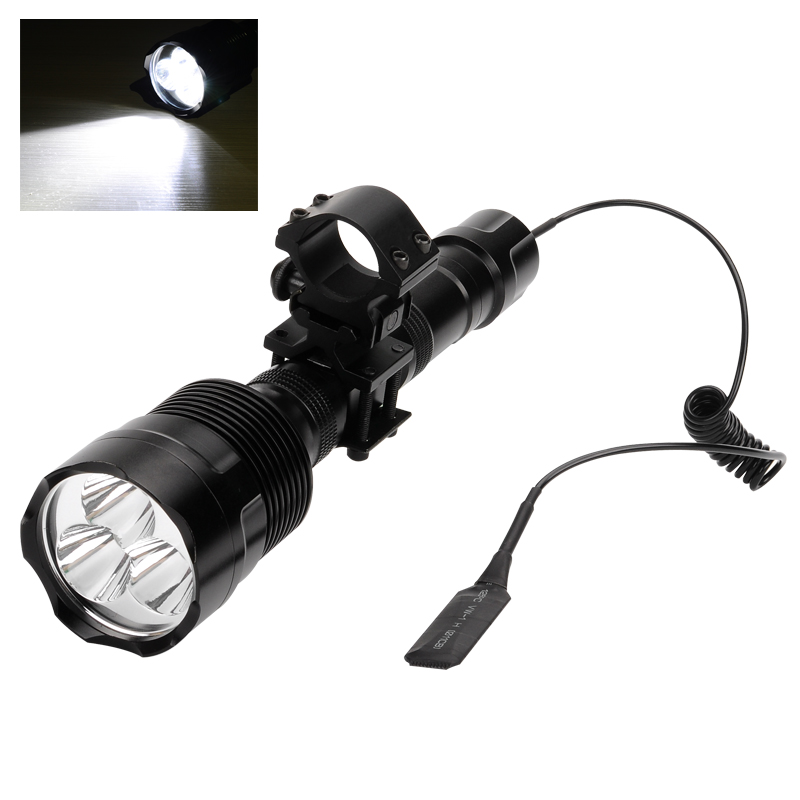 3800 Lumen LED Flashlight