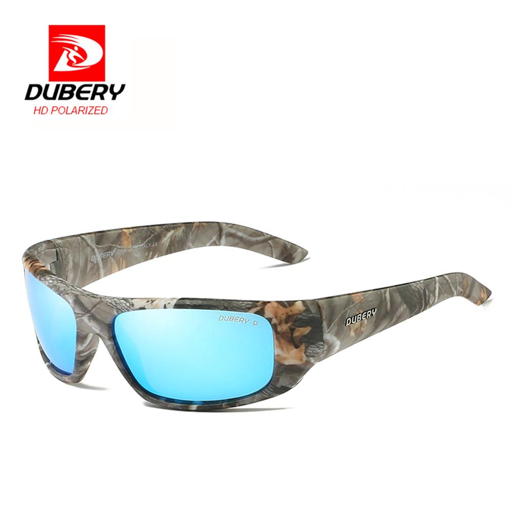 Men Women Retro Camouflage Sport UV400 Polarized Sunglasses  NO.1