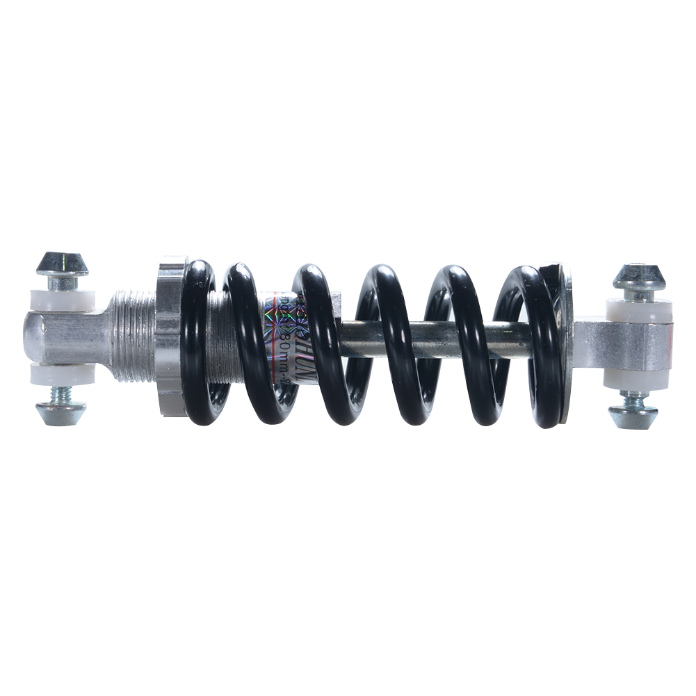 Mountain Bicycle Bike Rear Suspension Shock Spring Absorber Stainless Steel 1500lbs 0.6in