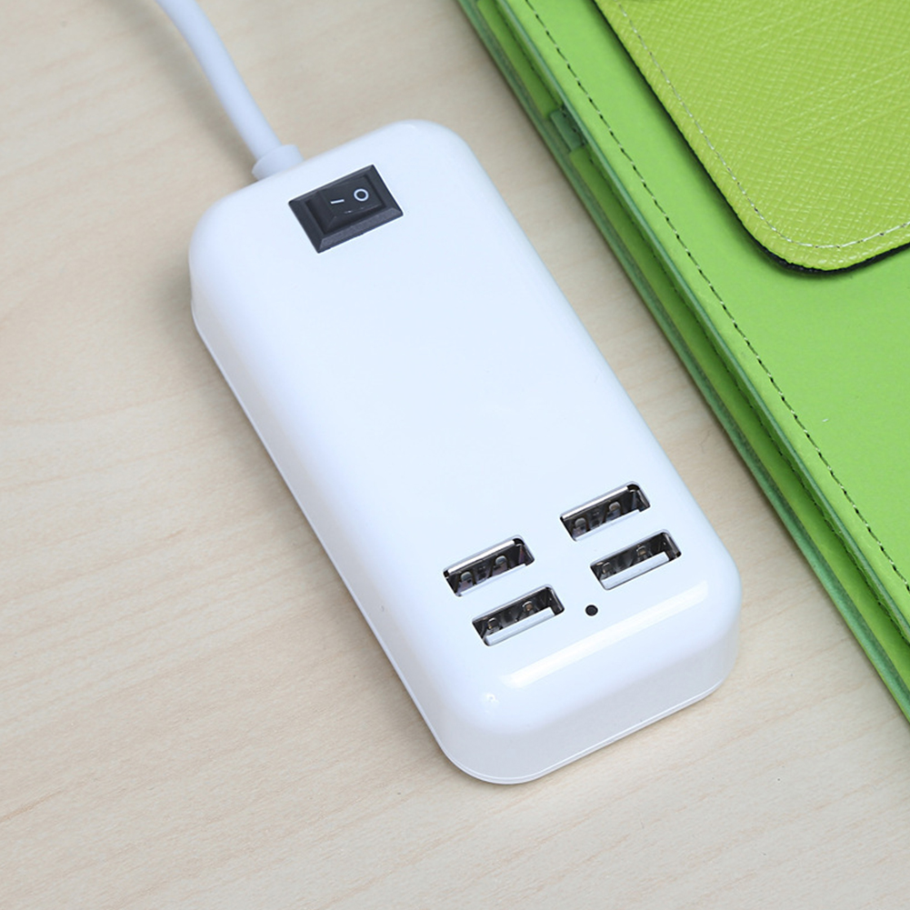 4-Outlet/ 6-Outlet Power Travel Adapter