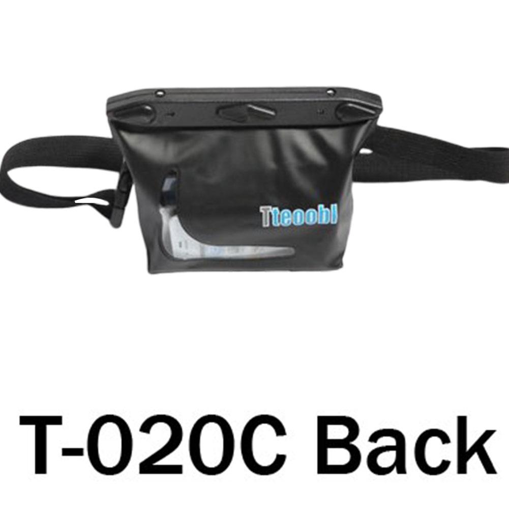 20M PVC Waterproof Waist Bag Underwater Big Dry Case Anti water House For Surf Swim Scuba Diving Snorkeling Rafting black_T-020C