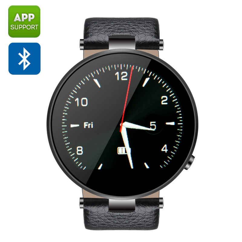 ZGPAX S365 Bluetooth Smart Watch (Silver)