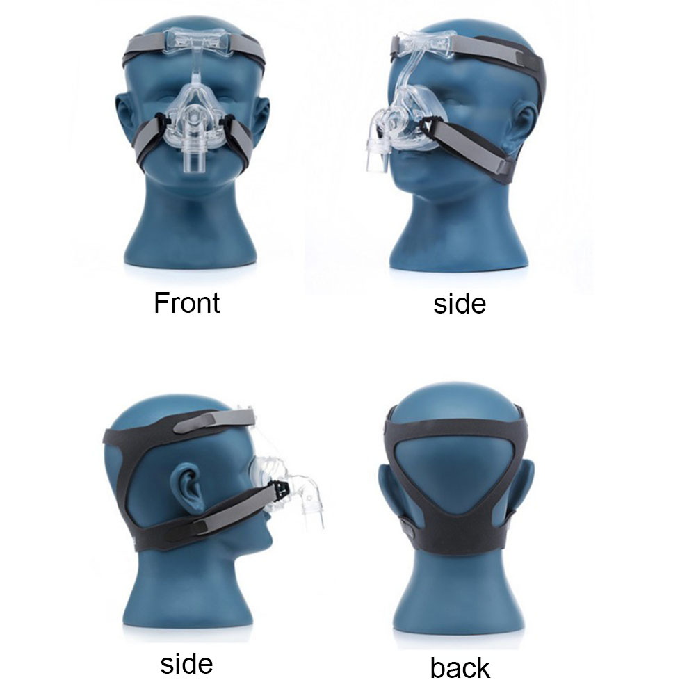 Sleep Snore Strap with Headgear Nasal Mask NM2 for CPAP Masks S