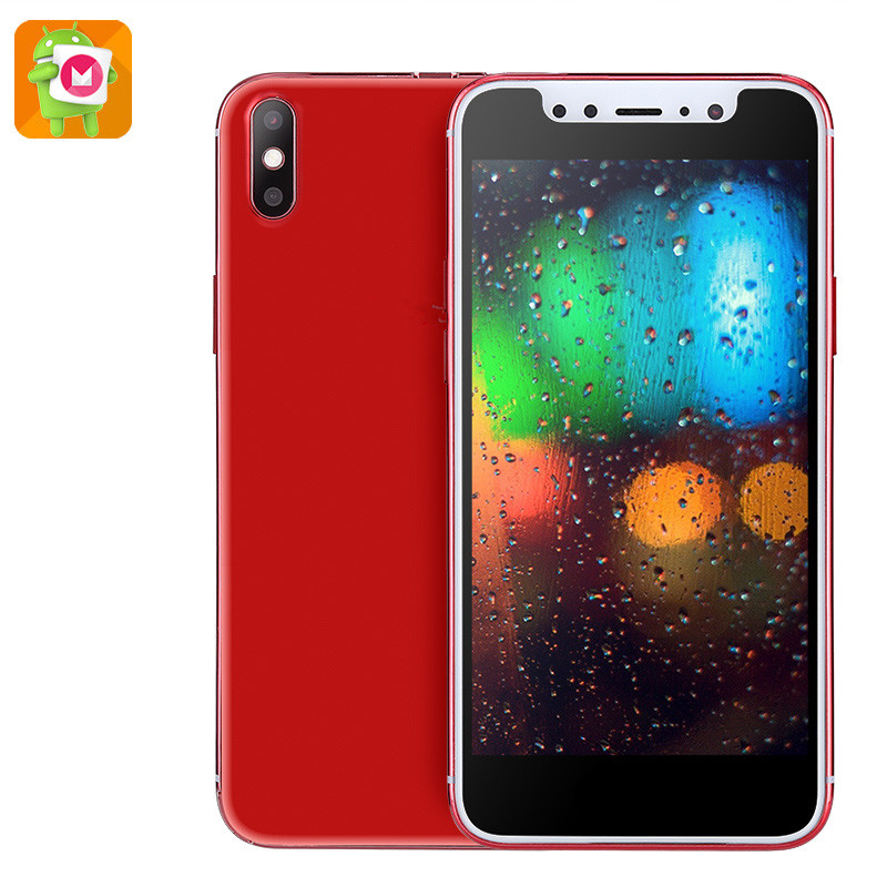 E-Ceros X Android Phone (Red)