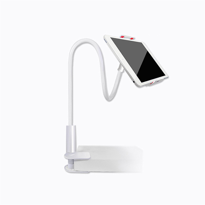 Flexible Arm Table stand  Holder White