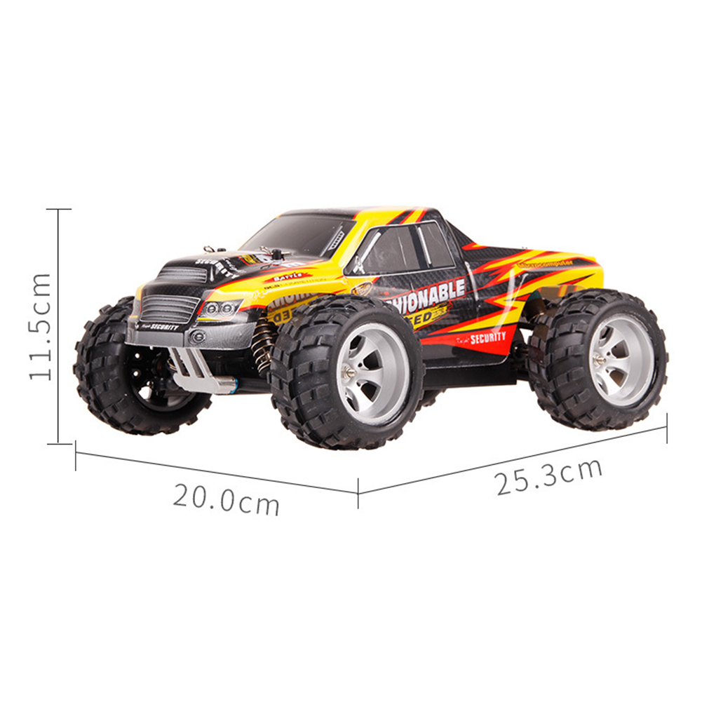 959-A/979-A 2.4G 4 Wheel Drive Off-road Drift High Speed Remote Control Car Modeling Toy A979-A