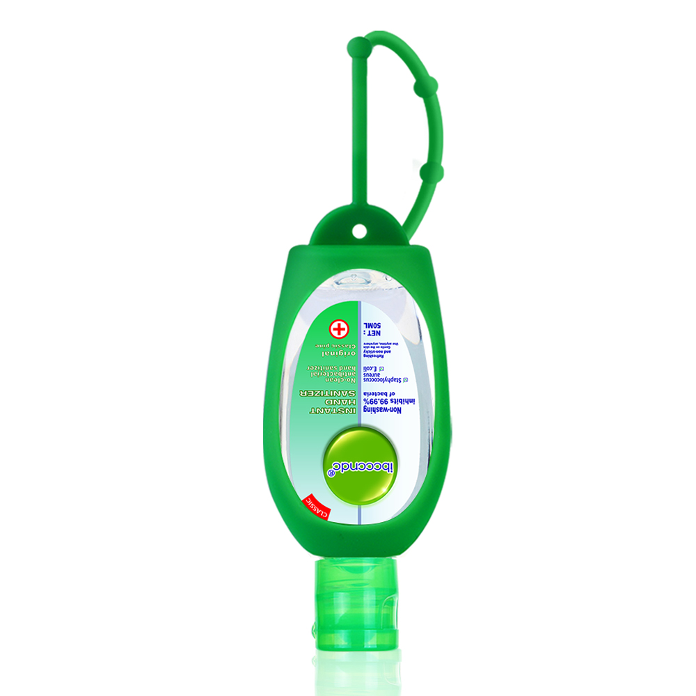 50ml Hand Sanitizer Anti-Bacteria Anti-virus Moisturizing Travel Portable Instant Outdoor Cleansing Hand Sanitizer