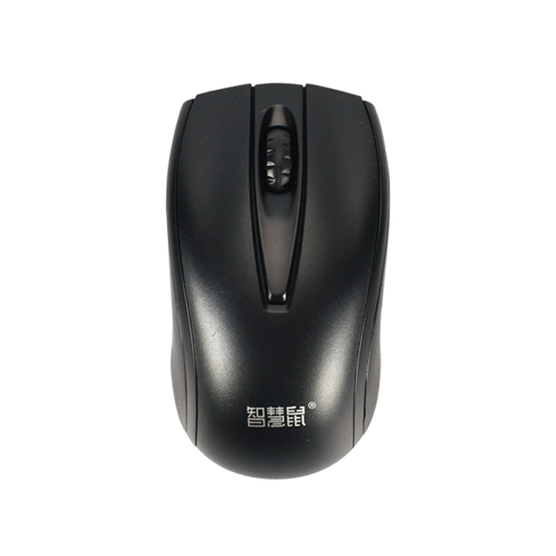 C200 2.4G Receiver Wireless Mouse Ergonomics Computer Controller USB Computer Mouse  For Laptop Universal Computer Peripherals black