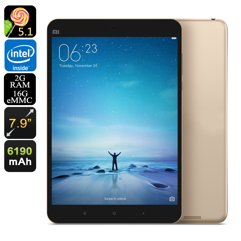 Xiaomi Mi Pad 2 16GB (Gold)