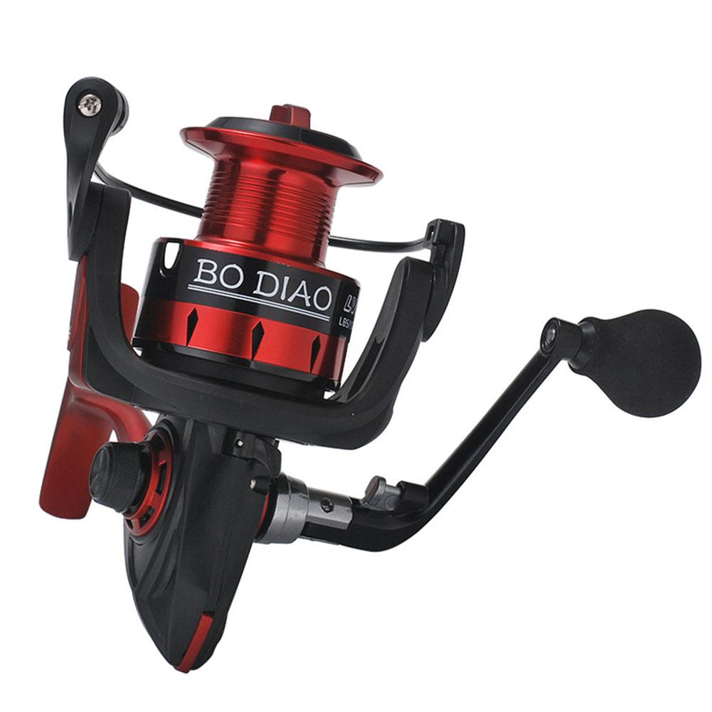 12+1 Axle Gapless Spining Reel Metal Fishing Wheel Long Shot Reel LV6000 type