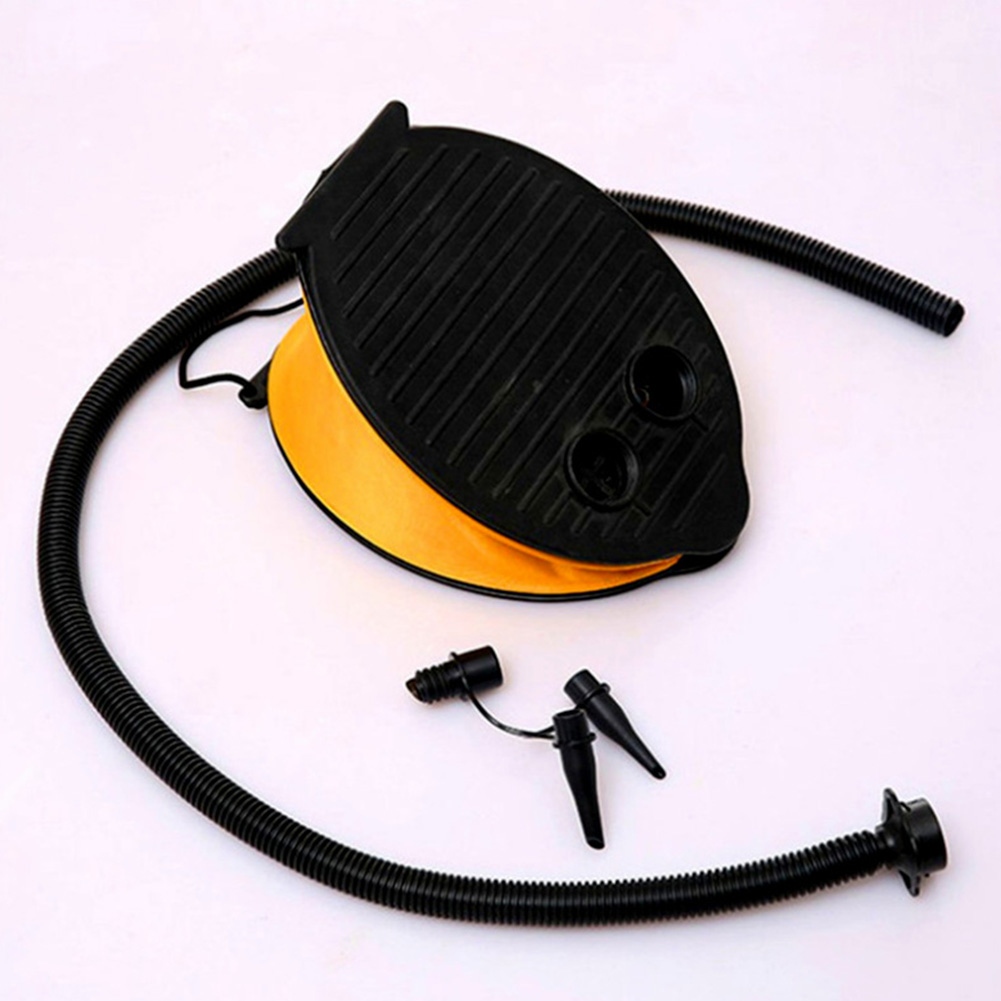 Portable Foot Pump Foot Air Pump Inflator For Inflatable Toy Swimming Floating Accessory 23 * 16 * 7 CM