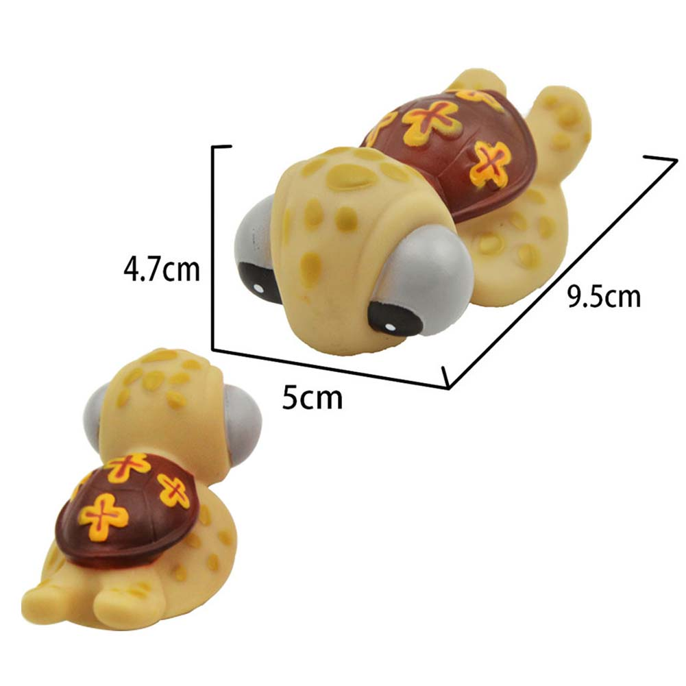 Diver Doll Cartoon Marine Organism Shape Life Diver Cylinder Symbol Buoyancy Doll Bcd Pendant Underwater Dolls Swimming Diving tortoise