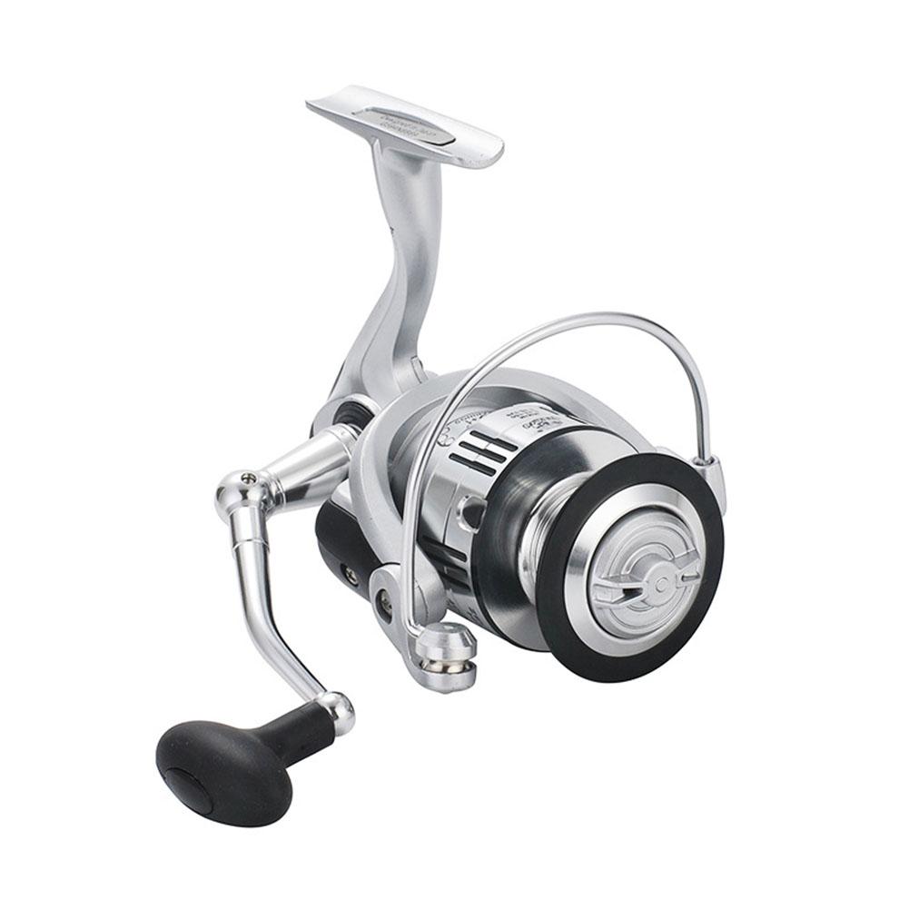Fishing Reel Spinning Reel Full Metal Anti-corrosion 14BB Lure Sea Fishing Reel ZEUS6000