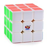 Sky Buddy Puzzle YJ SuLong 3x3x3 Competition Version (56mm)(White)