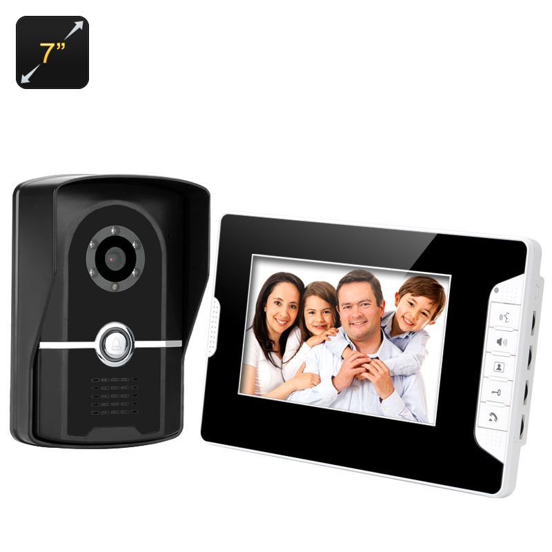 Video Door Phone + Monitor