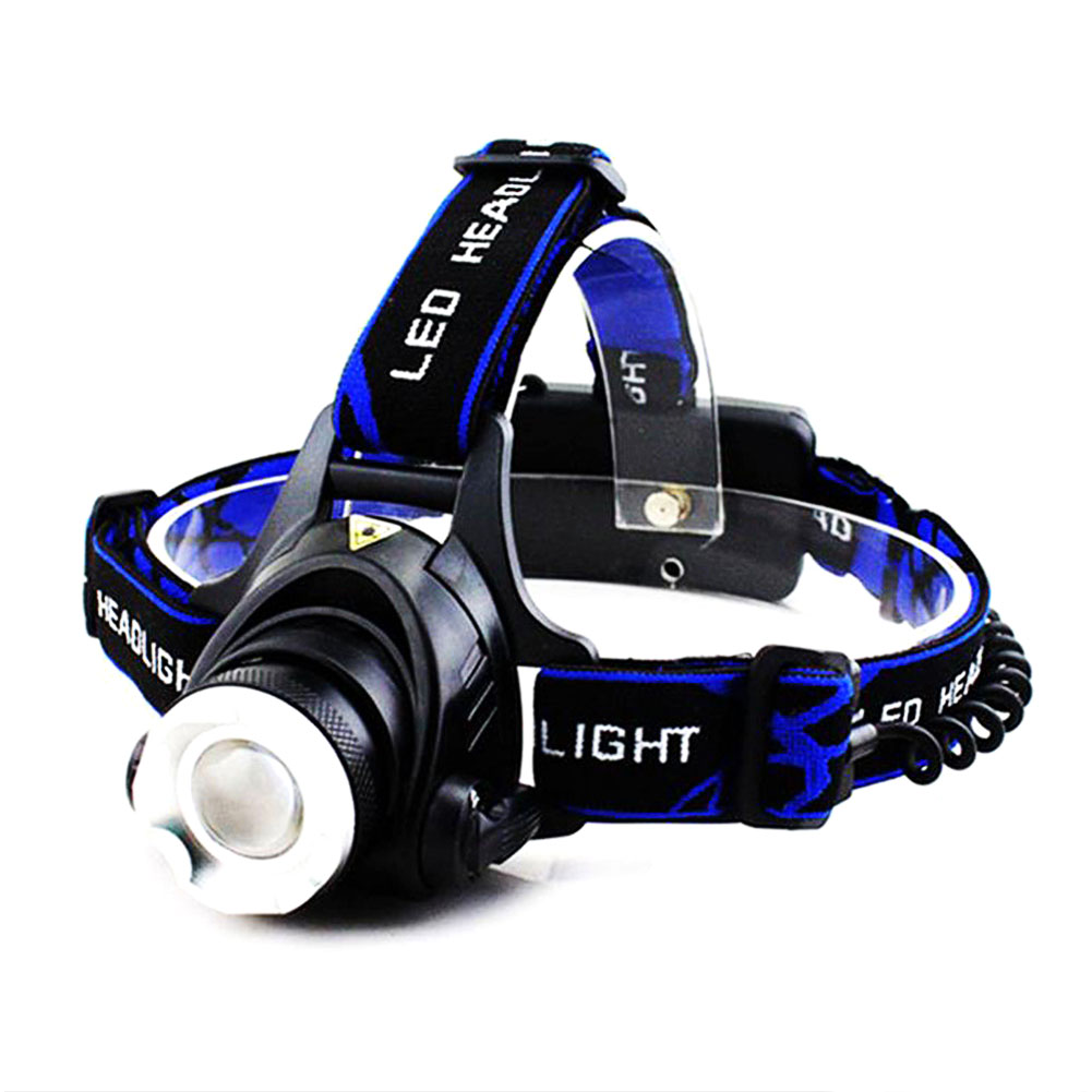 [US Direct] Outdoor Zoom LED Head Lamp