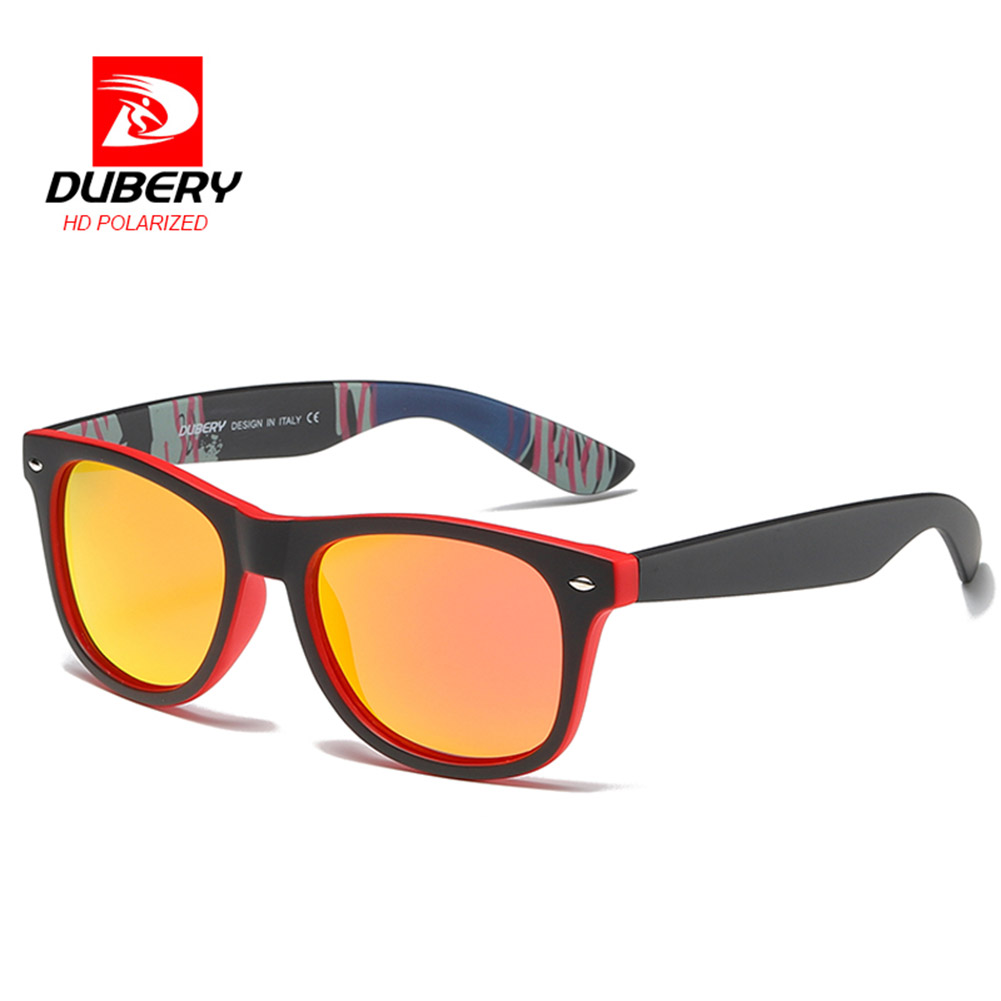 Men Women Retro Sport UV400 Polarized Driving Sun Glasses   2#