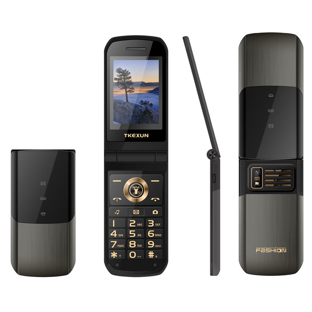 Nk2720 Mobile Phone 2.4-inch Screen 3800mah Battery Capacity Mobile Phone Gray