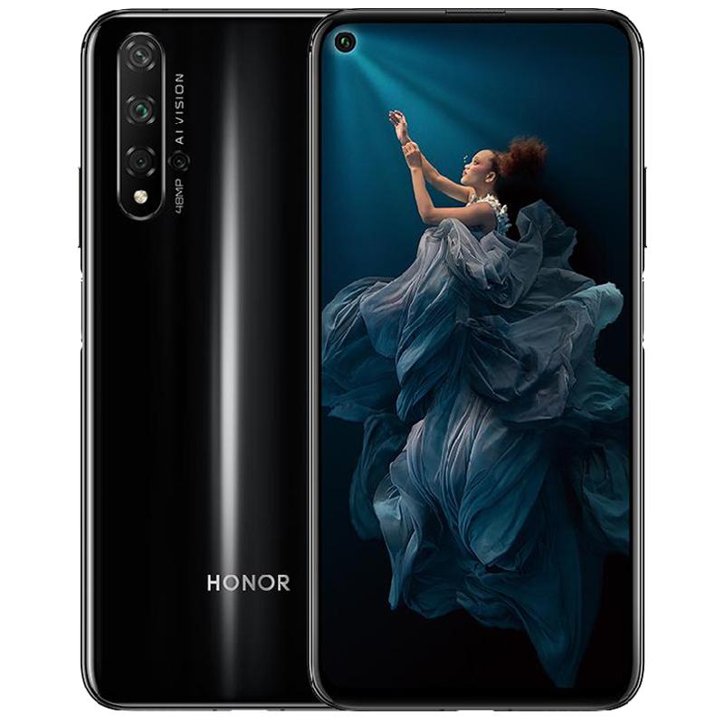 Honor 20 Kirin 980 Magic night black_8+256G