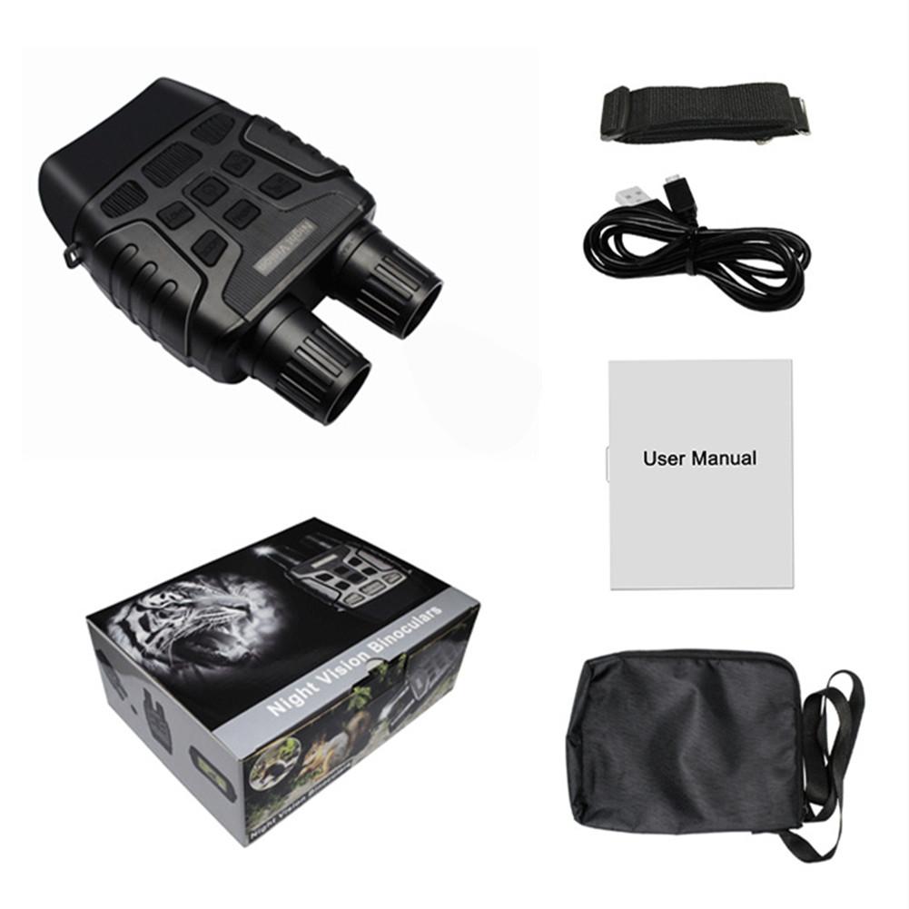 NV3180 200 300m 3x Digital Zoom HD Night Vision Device Night Vision black