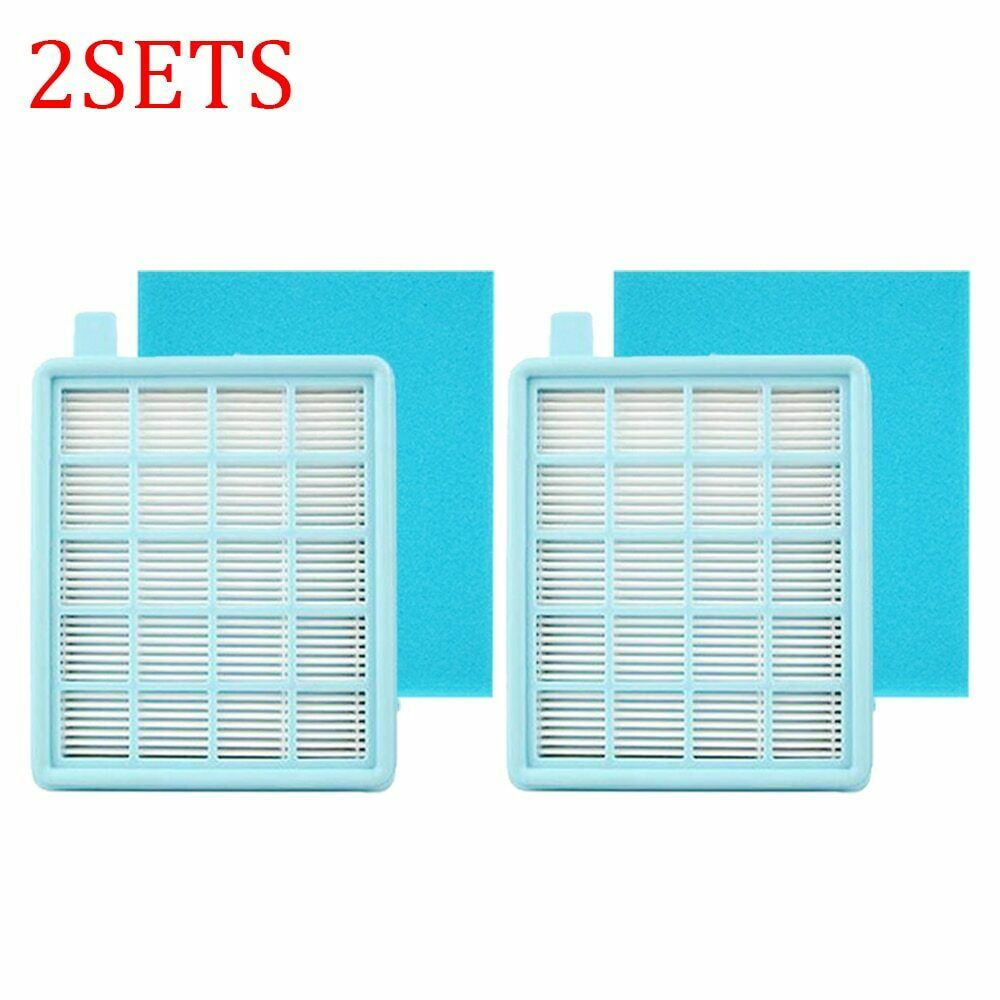 Filter Net For Philips Fc8470 Fc8471 Fc8472 Fc8473 Fc8474 Fc8476 Fc8477 Vacuum Cleaner Accessory Replacement Kit 2 sets