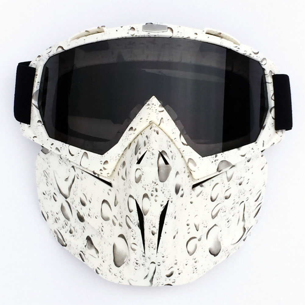 Retro Outdoor Cycling Mask Glasses