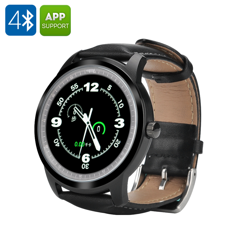 IMACWEAR Q1 Smartwatch (Black)