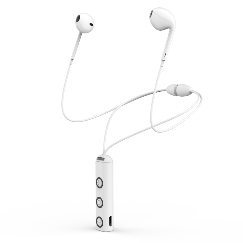 Wireless Bluetooth V4.1 Earphone, Magnetic Headset With HD Mic CVC 6.0 Noise Cancellation, Sport Stereo Headphones Earbuds