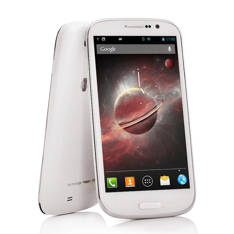 Quad Core Android 4.1 Phone - ThL W8 Lite (W)