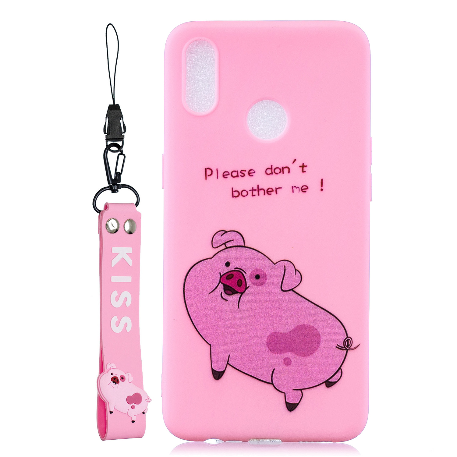 Coloured Painted Soft TPU Back Cover